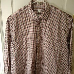 Peter Millar 4XL long sleeve shirt exel. condition